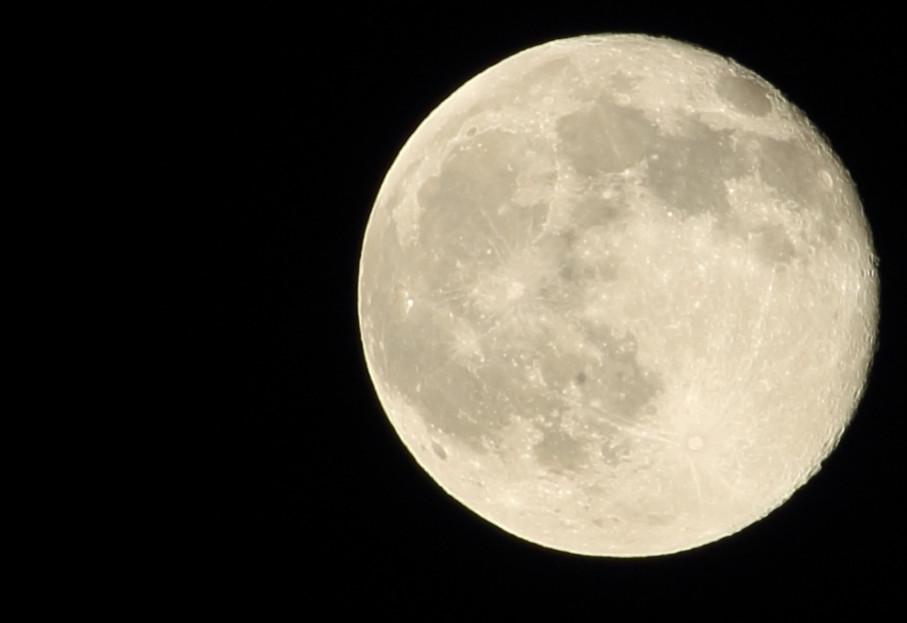 First Moon Shot